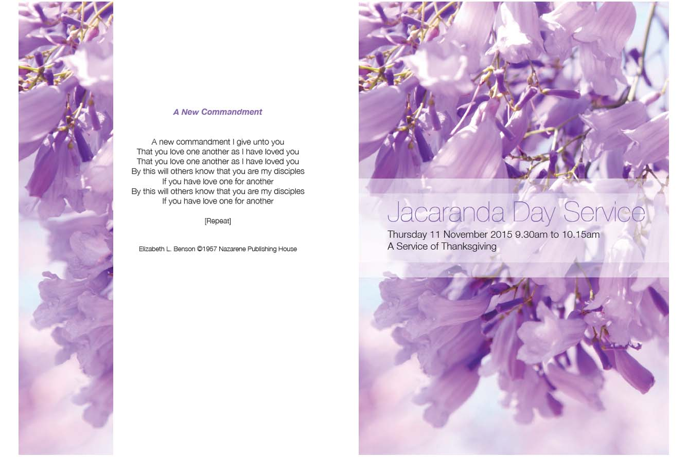 PLC Jacaranda Service Page 1