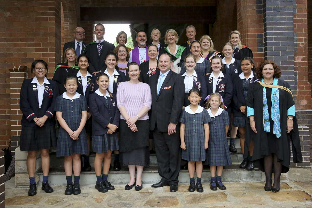 PLC Post Presentation Group Photo